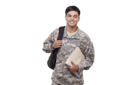 Louisiana community colleges and technical schools will streamline the admissions process for active duty soldiers.